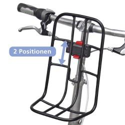 Position fixation support polyvalent pour sac Vario Rack KLICKfix