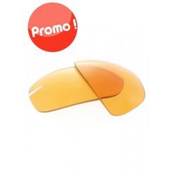 PROMO Lot 2 verres pour lunettes G2 Gloryfy - Orange F1