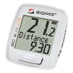 Compteur vélo SIGMA BC 8.12 ATS sans fil