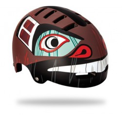 Casque LAZER Street Junior Bull Totem