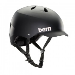 Casque BERN Watts Black Matt