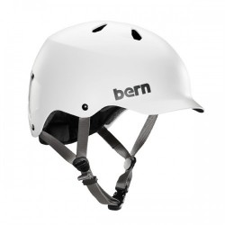Casque BERN Watts White Satin