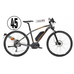 Vélo électrique Gitane E-Play Speed Bosch Performance 45km/h 400Wh ou 500Wh