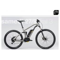 Vélo électrique MOUSTACHE Samedi 27/9 Trail 3