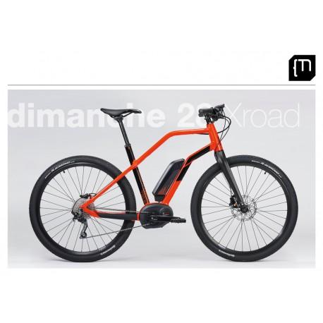 Vélo électrique MOUSTACHE Dimanche 28 Xroad