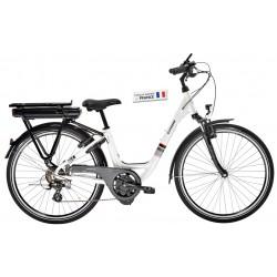"""Vélo électrique Gitane Organ E-Central XS - 36V 8.8 à 14.5 Ah Mixte 26"""" Altus 7"""