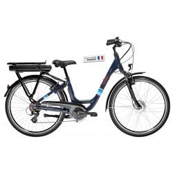 """Vélo électrique Gitane Organ E-Bike Lady et XS - 36V 8.8 à 14.5 Ah Mixte 26"""" ou 28"""" Altus 7"""