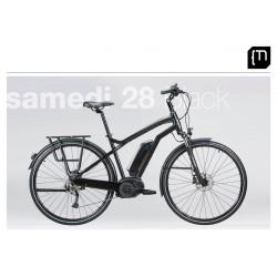 Vélo électrique MOUSTACHE Samedi 28 Black