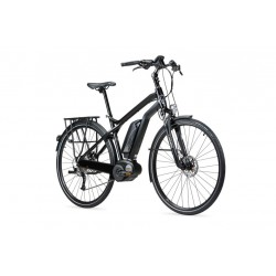 Vélo électrique MOUSTACHE Samedi 28 Black Saison 5