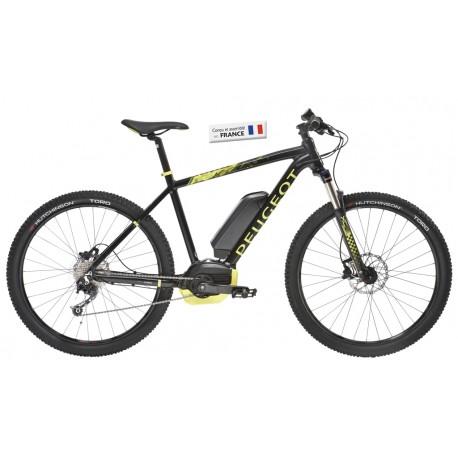 Vélo électrique Peugeot EM02 27,5 Deore 9 Bosch Performance CX