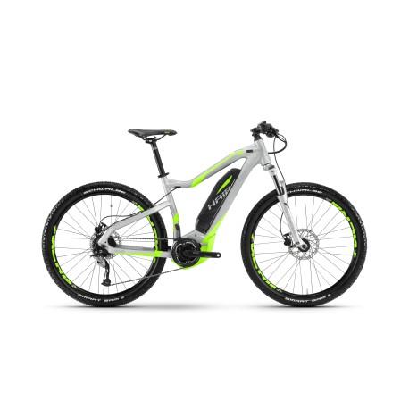 Vélo électrique SDURO HardSeven 4.0 Yamaha 400Wh SILVER