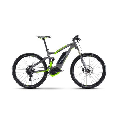Vélo électrique XDURO FullSeven 5.0 Bosch CX 500Wh couleur Titane