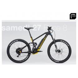 Vélo électrique MOUSTACHE Samedi 27 Race 8 (catalogue)