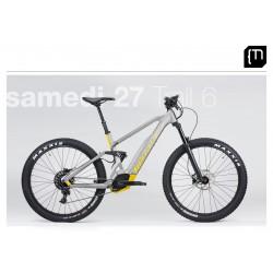 Vélo électrique MOUSTACHE Samedi 27 Trail 6 (catalogue)