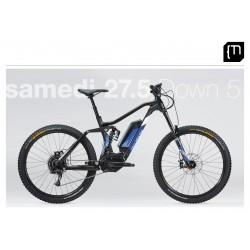 Vélo électrique MOUSTACHE Samedi 27.5 Down 5