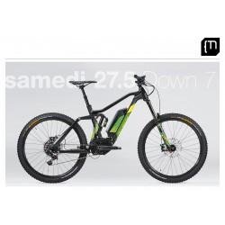 Vélo électrique MOUSTACHE Samedi 27.5 Down 7 (catalogue)