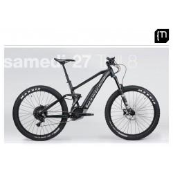 Vélo électrique MOUSTACHE Samedi 27 Trail 8