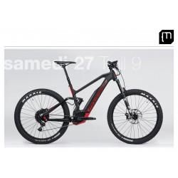 Vélo électrique MOUSTACHE Samedi 27 Trail 9