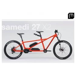 Vélo électrique MOUSTACHE Samedi 27 X2