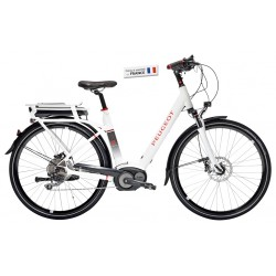 Vélo électrique Peugeot EC01 Deore 10 Bosch Active 400Wh ou 500Wh