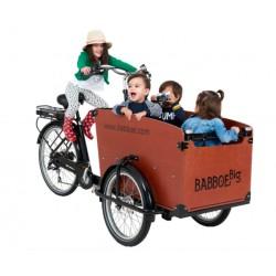 Vélo cargo électrique Big-E le triporteur électrique
