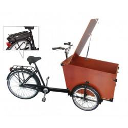 Vélo cargo Babboe E-Transporter