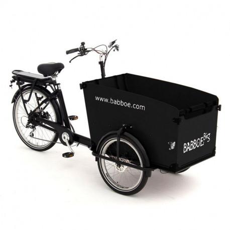 Vélo cargo électrique Babboe Big-E