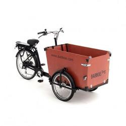 Vélo cargo électrique Babboe Dog-E