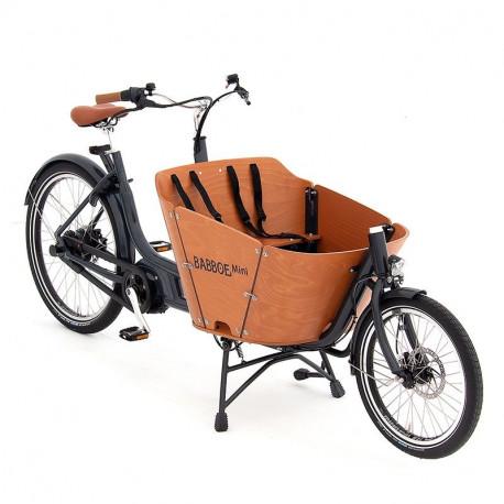 Vélo cargo électrique Babboe Mini Moutain