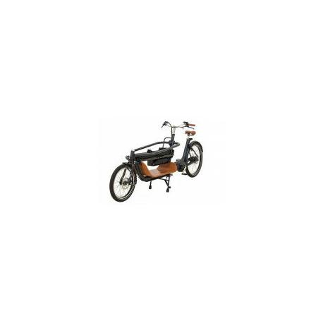 Vélo cargo électrique Babboe Slim Moutain