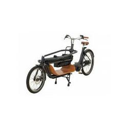 Vélo cargo électrique Babboe Carve-E