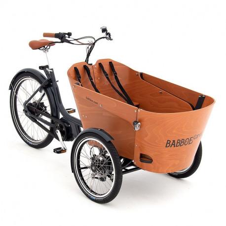 Vélo cargo électrique Babboe Carve Moutain