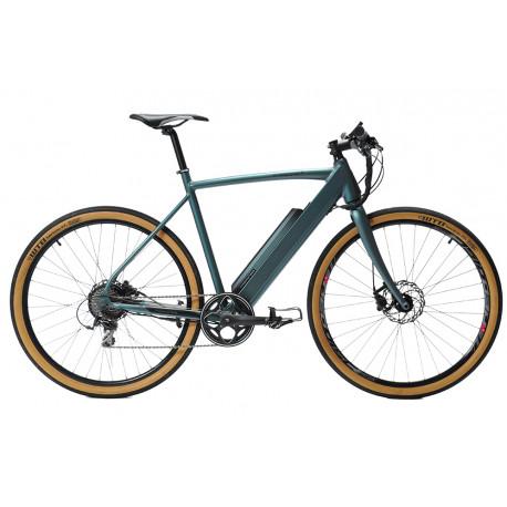 Vélo cargo électrique EXS E RESPONSE 10V