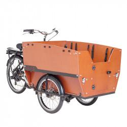 Vélo cargo électrique Babboe Max-E