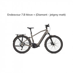 NOUVEAU Vélo électrique KALKHOFF ENDEAVOUR 7.B MOVE +
