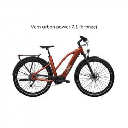 Vélo électrique O2feel Vern Urban Power 7.1