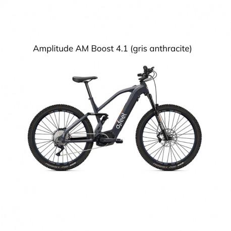 Vélo électrique O2Feel Amplitude AM boost 4.1