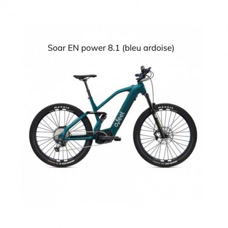 Vélo électrique O2Feel Soar EN power 8.1
