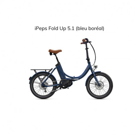 Vélo électrique O2Feel iPeps Fold Up 5.1