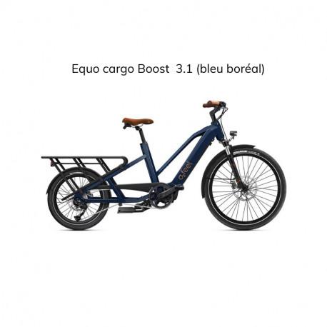 Vélo électrique O2Feel Equo Cargo Boost 3.1