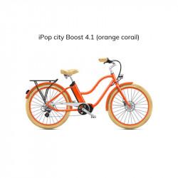 Vélo électrique O2Feel iPop city boost 4.1