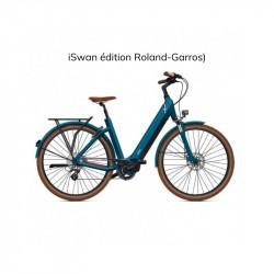 Vélo électrique O2Feel iSwan édition Roland Garros
