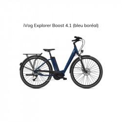 Vélo électrique O2FEEL iVOG EXPLORER BOOST 4.1