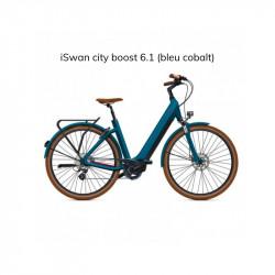 Vélo électrique O2FEEL ISWAN CITY BOOST 6.1