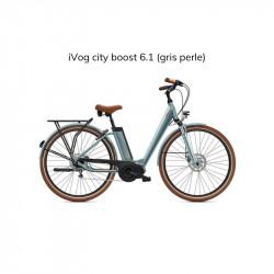 Vélo électrique O2FEEL iVOG CITY BOOST 6.1