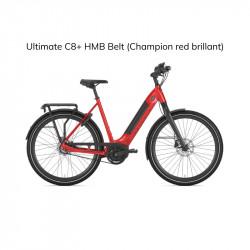 Vélo électrique GAZELLE ULTIMATE C8+ HMB BELT