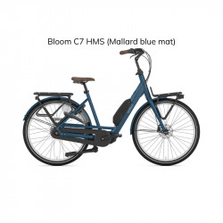 Vélo électrique GAZELLE BLOOM C7 HMS