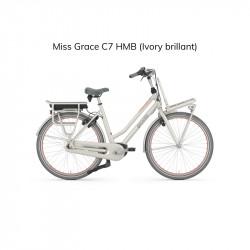Vélo électrique GAZELLE MISS GRACE