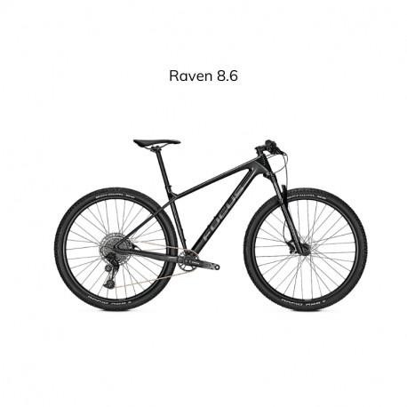 Vélo électrique FOCUS RAVEN 8.6