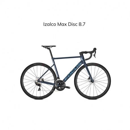 Vélo électrique FOCUS IZALCO MAX DISC 8.7